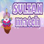 Sultan Match spel