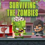 Zombiler Hayatta oyunu