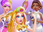 Superstar Hair Salon game