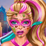Super Doll Skin Doctor game