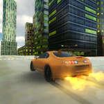 Supra Drift 3D game