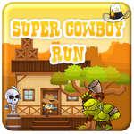 Super Cowboy Run spel