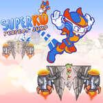 Super Kid Perfecte Sprong spel