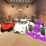 Supercars Speed Race game