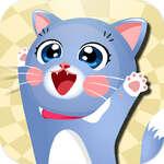Супер щастлив коте игра