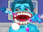 игра Супергерой стоматолог