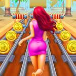 Metro Princess Run hra