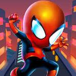 Metro Spider Kid hra