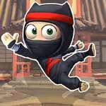 Super Ninja Abenteuer Spiel