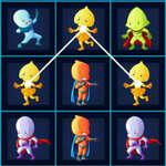 Supereroi Connect Deluxe joc