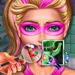 Super Doll Tongue Docteur jeu