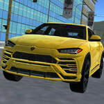 Super SUV Driving game