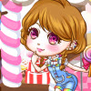 Sweet Candy Shop Girl hra
