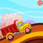 Édes Truck játék
