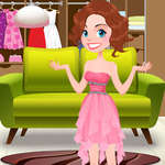 Sweet Mia Dress Up game