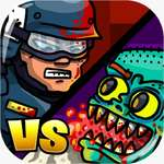 Swat vs Zombies game