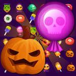 Сладък бонбони Хелоуин игра