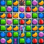 игра Сладкие конфеты матч 3