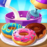 Sweet Donut Maker Panificatie joc
