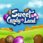 Sweet Candy Teren joc