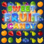 Сладки бонбони плодове игра