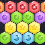 игра Сладкие конфеты Hexa головоломки