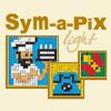 Sym-a-Pix светлина том 1 игра