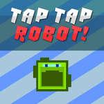 Koppintson a Robot koppintása elemre játék