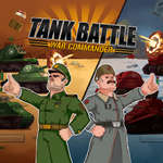 Tank Battle War Commander game
