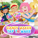 Tik op Candy Sweets Clicker spel