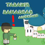 Tarawih Ramadhan Adventure game