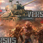 Tank VS Zombies spel