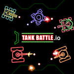 Tank Battle io Multiplayer spel