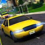 Taxi Simulator 2019 game