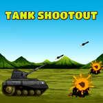 Panzer-Shootout Spiel