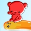 Teddybär Clix Spiel