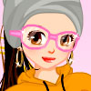 Teen Model Dressup game