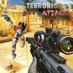 Ataque terrorista juego