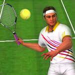 Tennis-Meister 2020 Spiel