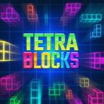 Tetra-Blöcke Spiel