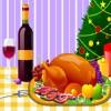 Благодарения ужин игры