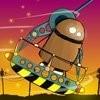 Demiryolu robotlar Road Trip oyunu