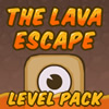 The Lava Escape Level Pack game