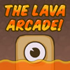 The Lava Escape Arcade game