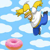 The Simpsons Dont Drop That Donut game