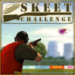 A Skeet kihívás játék