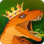 Der Dino-König Spiel