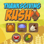 Thanksgiving Rush spel