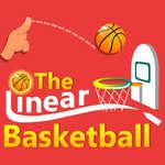 Линейната баскетболна HTML5 спортна игра