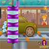 Tinkerbell Car Wash game